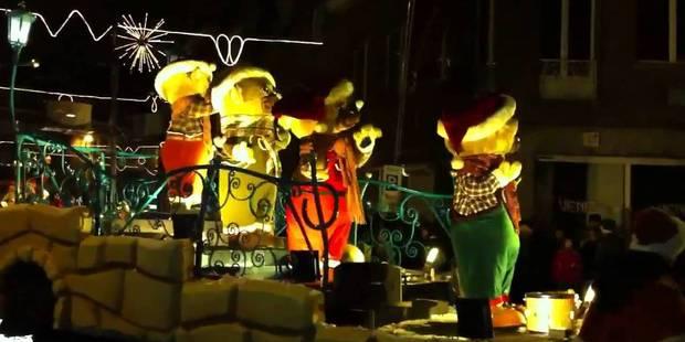 Parade RTL à Dinant: pas de rencontre avec les animateurs sur le marché de Noël - La DH