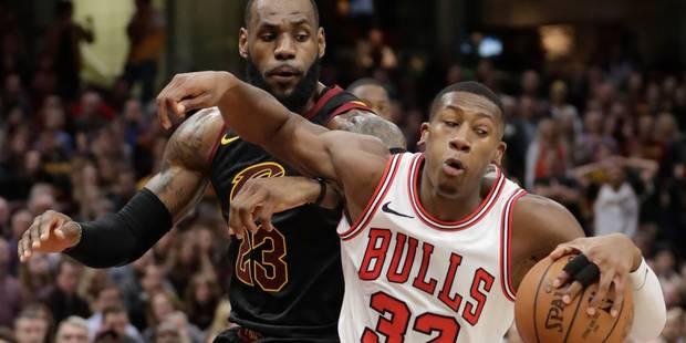 NBA: Cleveland et New York assurent, Boston trébuche - La DH
