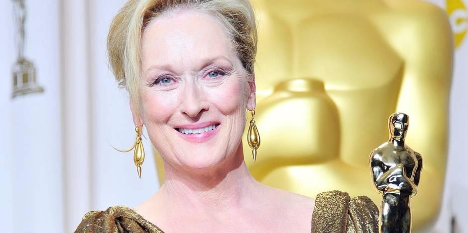"""Meryl Streep: """"J'ai détesté l'univers d'Hollywood"""" - La DH"""