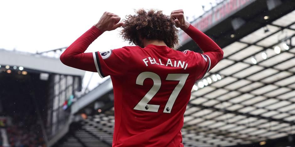 Fellaini pas sûr de rester à United