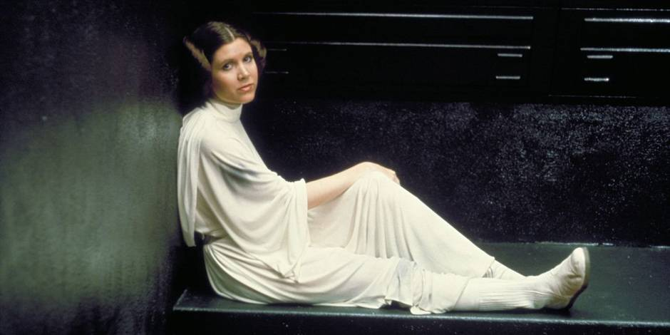 Mark Hamill rend hommage à Carrie Fisher