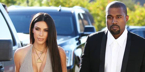 Kanye West a offert un cadeau inattendu à Kim Kardashian pour Noël (vidéo) - La DH