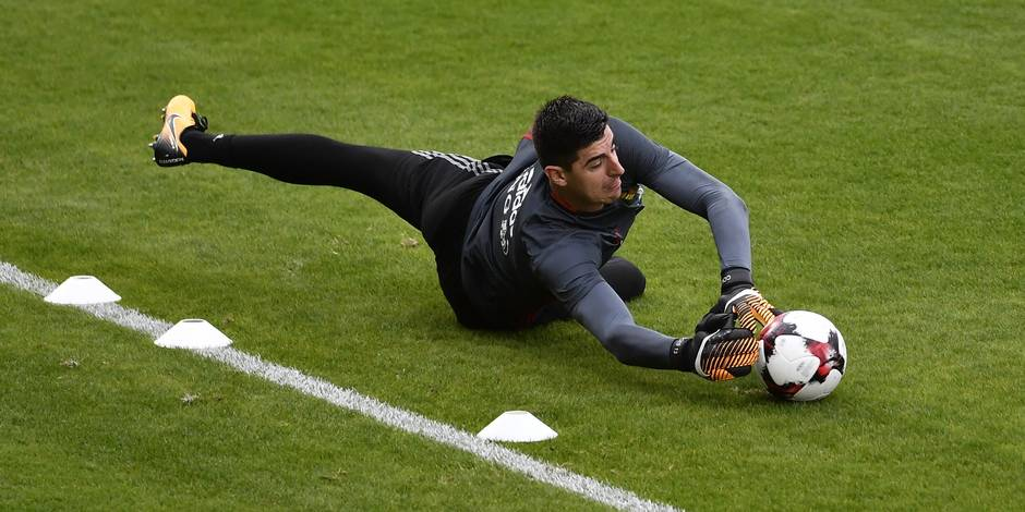 Courtois veut signer au Real Madrid