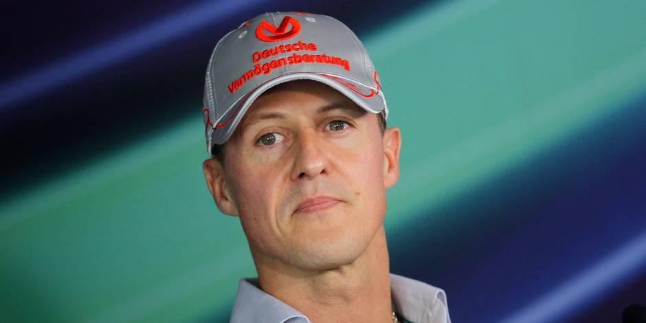 Quatre ans après son accident, Michaël Schumacher reçoit des soins à 125.000 euros par semaine