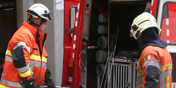 Nuit de réveillon chargée pour les pompiers du SIAMU Bruxelles-Capitale - La DH