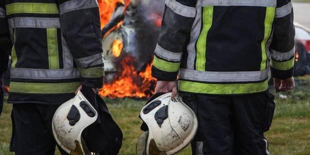 Incendie à l'institut Saint-Gabriel de Braine-le-Comte - La DH