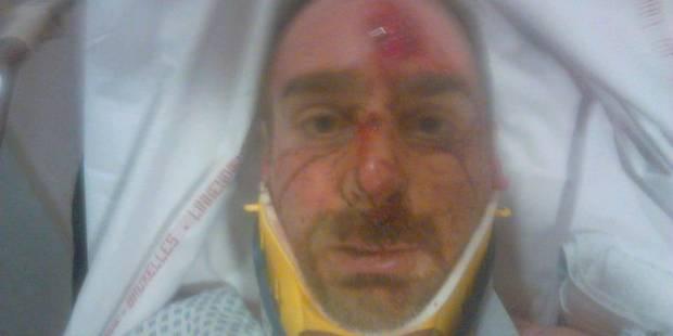 Bruxelles: un cycliste renversé par un fuyard, la police cherche des témoins - La DH
