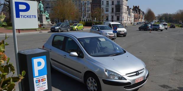 Tournai : Parking gratuit pour le début des soldes, mais pas pour City Parking - La DH
