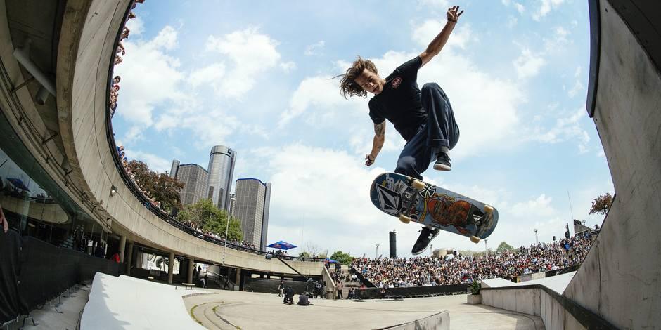 """Les nouveaux sports olympiques (4/5): """"Suivre l'exemple du snowboard"""" pour le Skate - La DH"""
