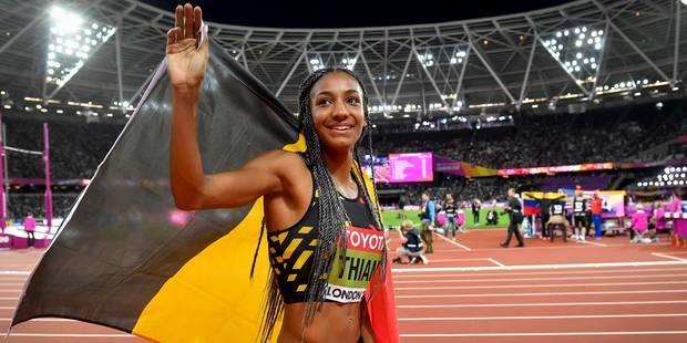 Le Sportif Préféré des Belges: Nafi Thiam est votre reine de coeur - La DH