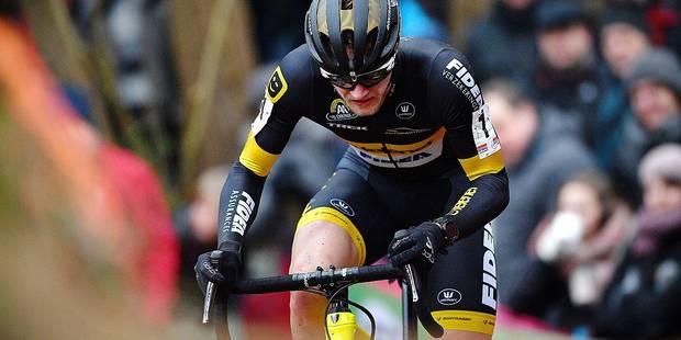 Cyclo-cross: Van Kessel en petit comité - La DH