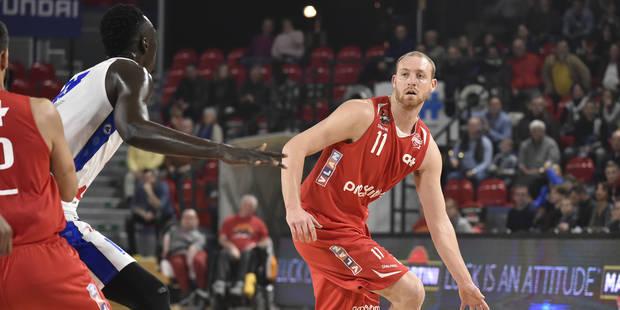 Euromillions League: Le Brussels perd mais garde confiance; Mons et le Spirou confirment - La DH