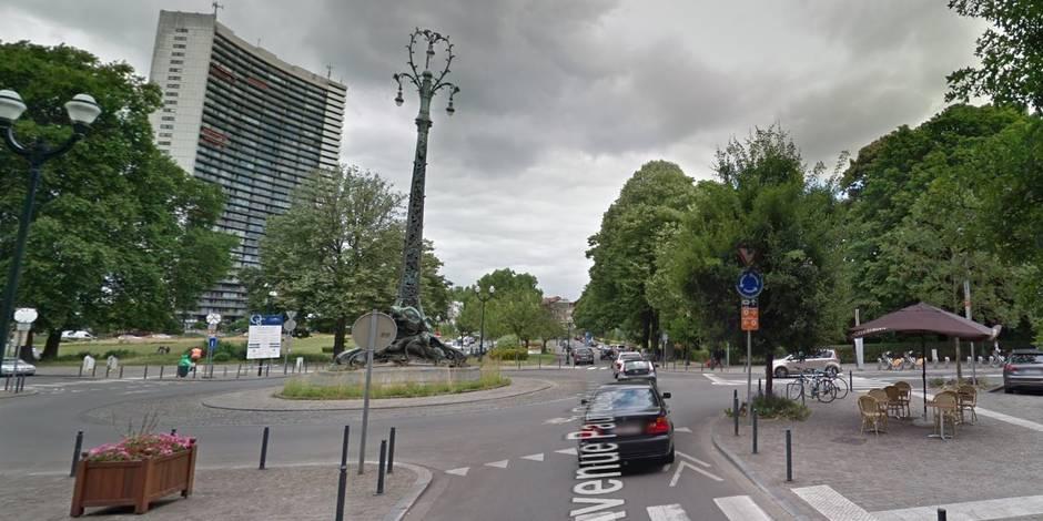 Accident avec délit de fuite à Schaerbeek: le conducteur sous mandat d'arrêt