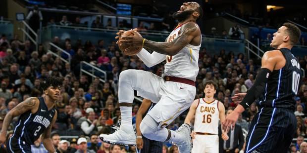 NBA: Cleveland sombre à Minnesota qui confirme ses prétentions - La DH