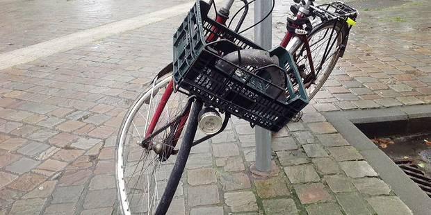Schaerbeek : Encore un cycliste fauché ! - La DH