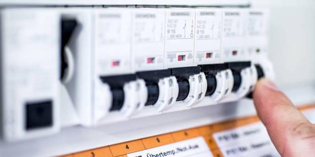 Statu-quo pour la consommation d'électricité l'an dernier - La DH