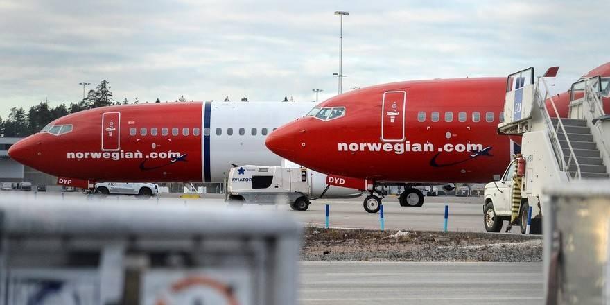 Un problème de toilettes oblige un avion à faire demi-tour — Norvège