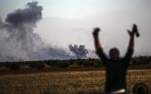 syrie les dates cles de la bataille a kobane