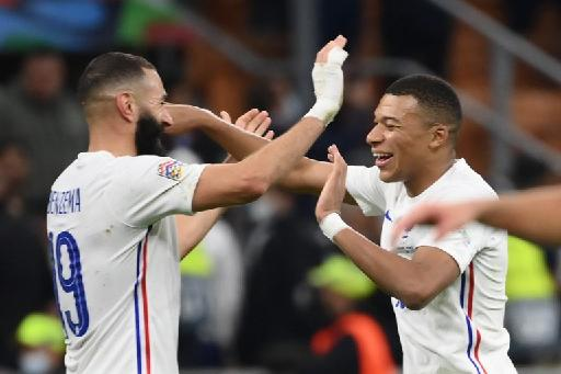 23:38 – Nations League – Led by the scoreboard, France beats Spain 1-2 within the last and succeeds Portugal