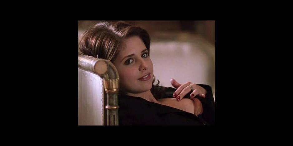 """La nudité rend Buffy """"nerveuse"""""""