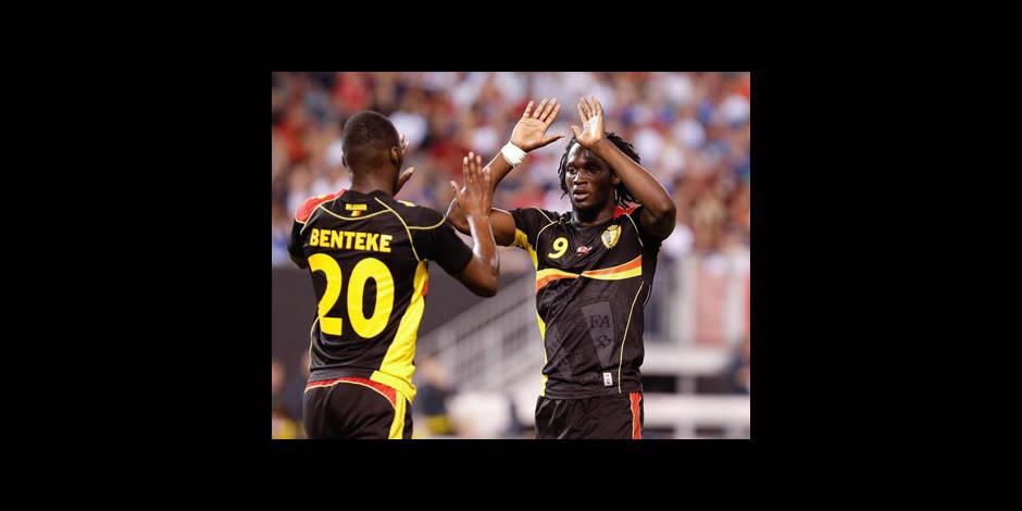 "Lukaku: ""Marre de la comparaison avec Drogba"""