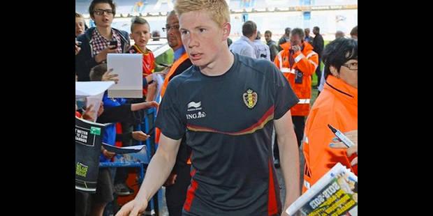 """De Bruyne: """"Mourinho est top, mais je veux jouer"""""""