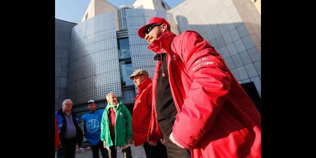 Une grève suivie aux quatre coins de la Fédération Wallonie-Bruxelles - La DH