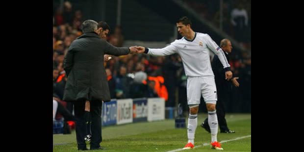 """Mourinho: """"Ronaldo croit parfois tout savoir"""" - La DH"""