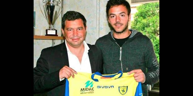Yohan Tavares signe au Chievo Verone - La DH