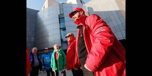 """La grève de la fonction publique """"a bien fonctionné"""" selon les syndicats - La DH"""