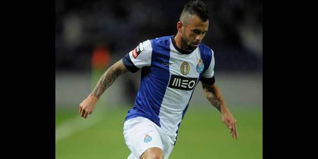 """Defour: """"Remplacer Moutinho dans le onze de Porto"""" - La DH"""