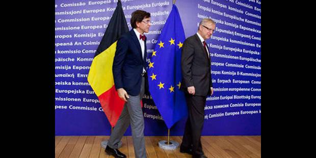 Déficit excessif: la Belgique mise en demeure - La DH