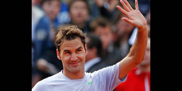 Roland Garros: Federer et Serena Williams dans la facilité ! - La DH
