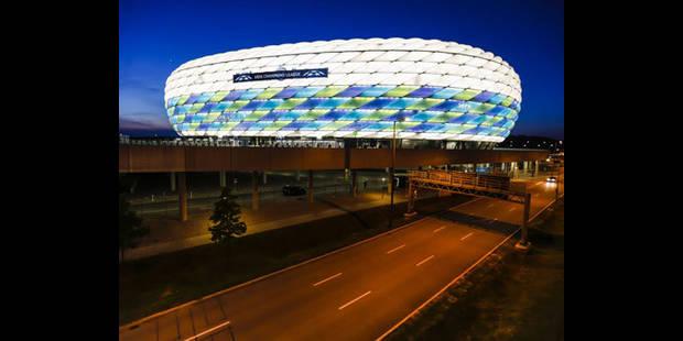 Le stade de football national sera installé au Parking C - La DH