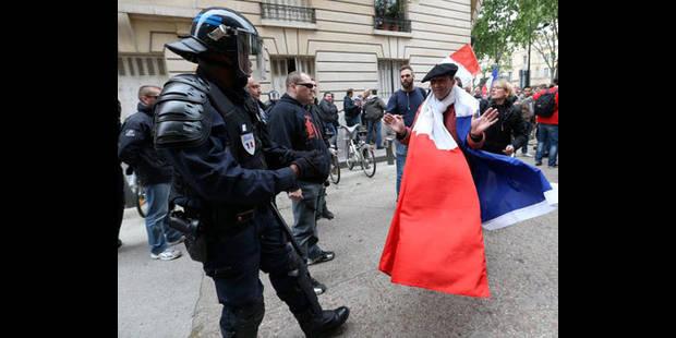 Nouvelle démonstration de force des opposants au mariage gay à Paris - La DH
