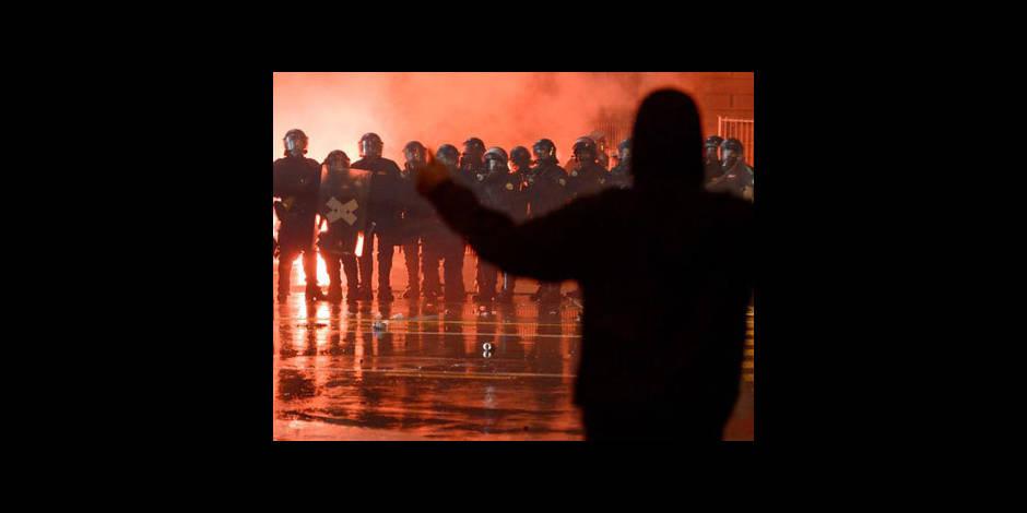 Suisse: violents incidents à Berne, en marge d'une fête techno