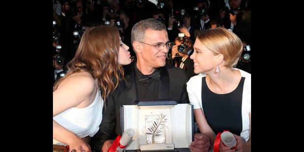 """Spielberg: """"La Vie d'Adèle, une très belle histoire d'amour"""" - La DH"""
