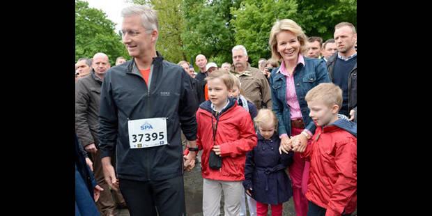 20km de Bruxelles : le Prince Philippe, participant de prestige ! - La DH