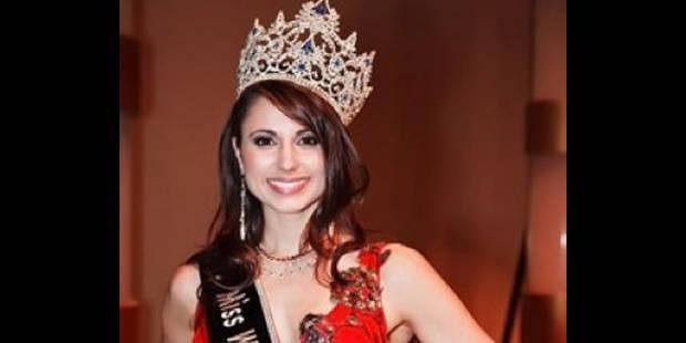 Désignée Miss Univers à cause d'une ... faute de frappe ! - La DH