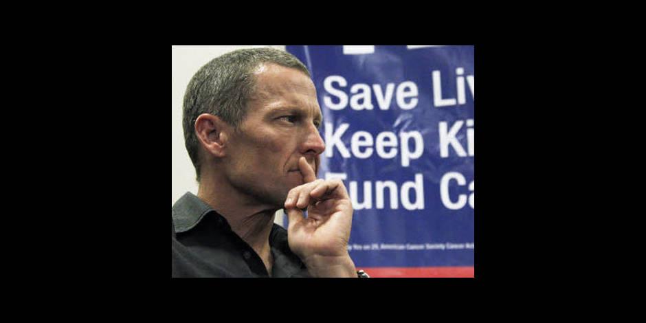 """Armstrong: """"Le cyclisme a besoin d'une Commission vérité et réconciliation"""""""