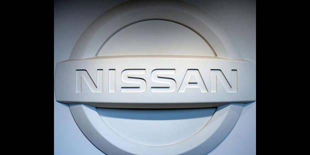 Nissan rappelle 12.600 voitures en Belgique et au Luxembourg - La DH