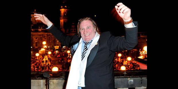 Depardieu compare Poutine à Jean Paul II et Mitterrand - La DH