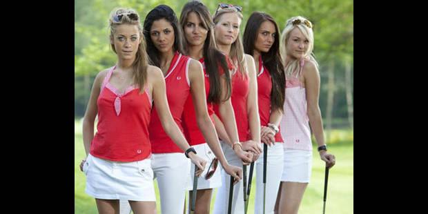 Quand vedettes et patrons se défient au golf - La DH