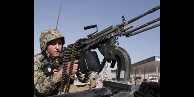 Le contrôle de la destination finale des armes belges est insuffisant - La DH