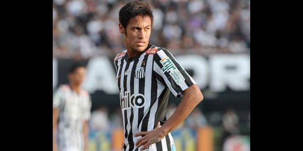 Neymar reste au Santos - La DH