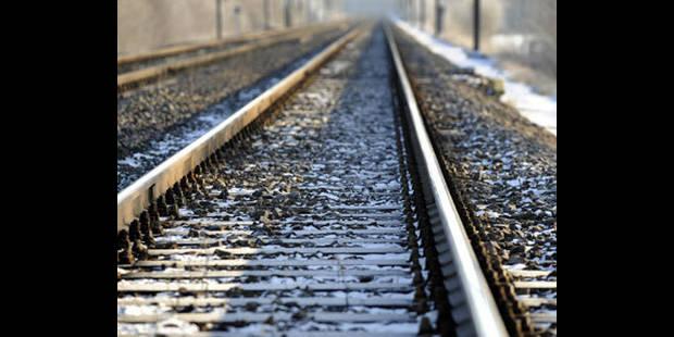 Trafic ferroviaire perturbé par le gel - La DH