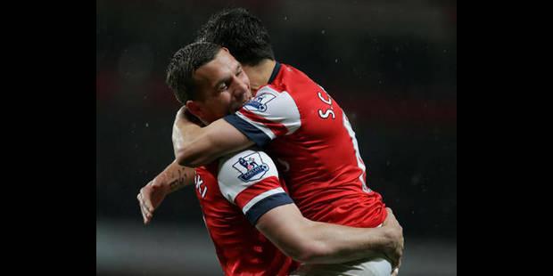 Angleterre: Arsenal reprend la main et condamne Wigan - La DH