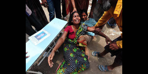 Le Bangladesh va augmenter les salaires des ouvriers du textile - La DH