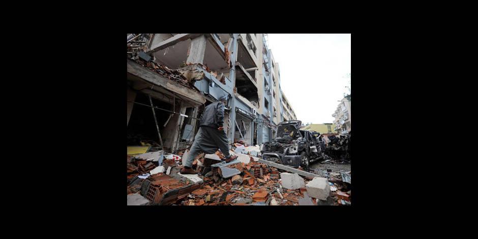 Damas dément être derrière les attentats en Turquie