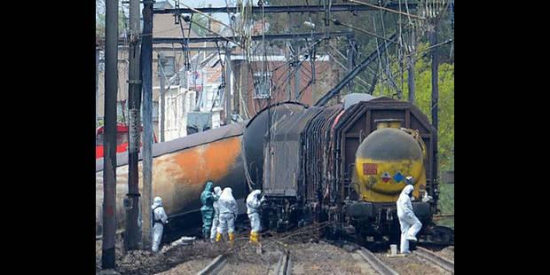 Schellebelle: le train roulait à 87 km/h - La DH
